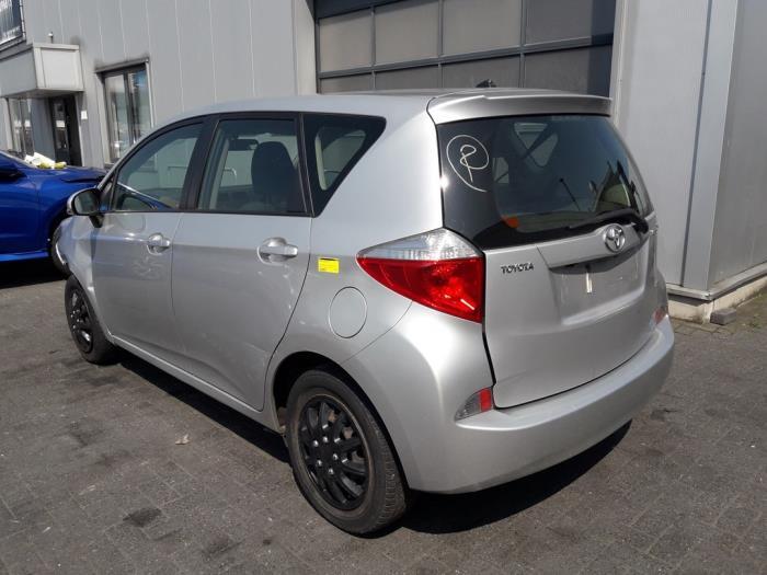 Toyota Verso S, MPV, 2010 / 2016<br><small>1.33 16V Dual VVT-I, MPV, Benzine, 1.329cc, 73kW (99pk), FWD, 1NRFE, 2010-11 / 2016-10, NSP12</small>