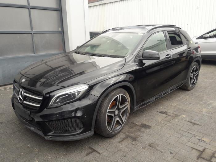 Mercedes<br/>GLA-Klasse 1.8 200 CDI 2013-12 / 0-00