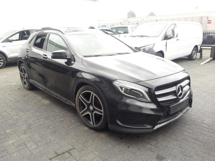 Mercedes GLA (156.9), SUV, 2013<br><small>1.8 200 CDI, d 16V, SUV, Diesel, 1.796cc, 100kW (136pk), FWD, OM651930, 2013-12, 156.908</small>