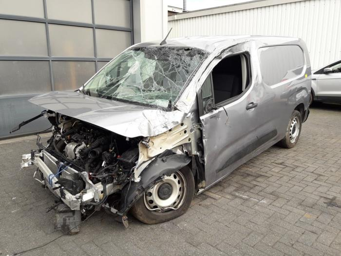 Opel Combo Cargo, Van, 2018<br><small>1.5 CDTI 100, Bestel, Diesel, 1.499cc, 75kW (102pk), FWD, D15DT; DV5RD, 2018-08, EFYHY</small>