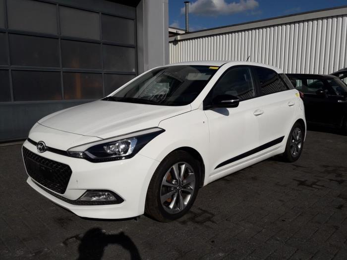 Hyundai<br/>I20 1.1 CRDi VGT 12V 2014-11 / 0-00