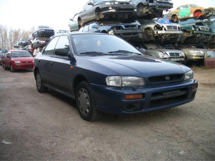 Subaru Impreza I  Gc  2 0i Gl Awd 16v 4x4  Sloop  Bouwjaar