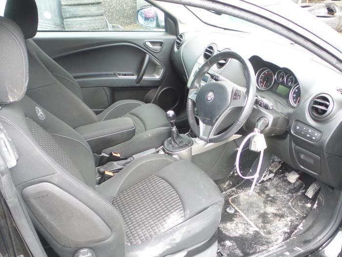 Alfa Romeo MiTo (955), Hatchback, 2008<br><small>1.4 Turbo 16V, Hatchback, Benzine, 1.368cc, 88kW (120pk), FWD, 198A4000, 2008-08, 955AXG</small>