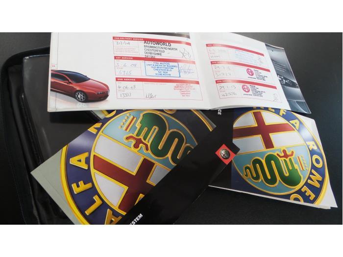 Alfa Romeo Brera (939), Coupé, 2006 / 2011<br><small>2.2 JTS 16V, Coupe, 2Dr, Benzine, 2.198cc, 136kW (185pk), FWD, 939A5000, 2006-01 / 2011-05, 939DXB1</small>