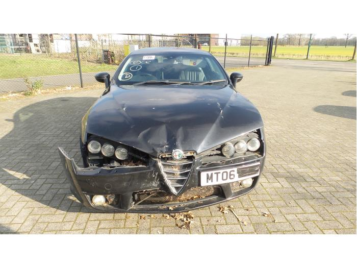 Alfa Romeo Brera (939), Coupé, 2006 / 2011<br><small>2.4 JTDM 20V, Coupe, 2Dr, Diesel, 2.387cc, 147kW (200pk), FWD, 939A3000; EURO4, 2006-01 / 2011-03, 939DXD1</small>