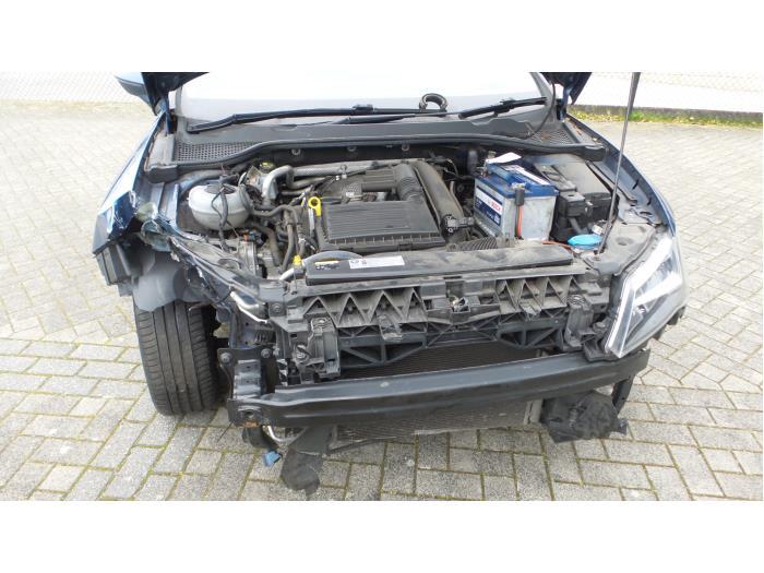 Seat Leon (5FB), Hatchback, 2012<br><small>1.4 TSI Ecomotive 16V, Hatchback, Benzine, 1.390cc, 103kW, FWD, CHPA, 2012-09</small>