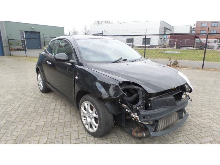 Alfa Romeo MiTo (955), Hatchback, 2008<br><small>1.4 Turbo 16V, Hatchback, Benzine, 1.368cc, 88kW, FWD, 198A4000, 2008-08, 955AXG</small>