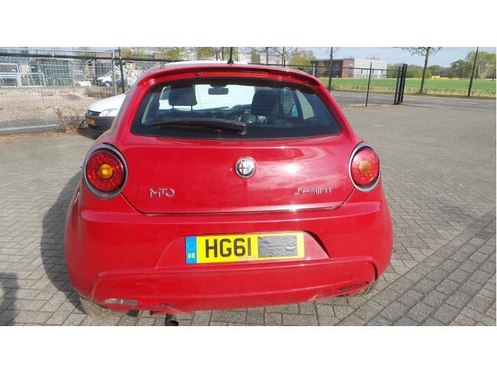 Alfa Romeo MiTo (955), Hatchback, 2008<br><small>1.4 16V, Hatchback, Benzine, 1.368cc, 70kW, FWD, 199A6000, 2008-09 / 2013-08, 955AXF</small>