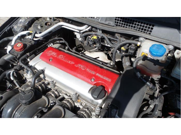 Alfa Romeo Brera (939), Coupé, 2006 / 2011<br><small>2.2 JTS 16V, Coupe, 2Dr, Benzine, 2.198cc, 136kW, FWD, 939A5000, 2006-01 / 2011-05, 939DXB1</small>
