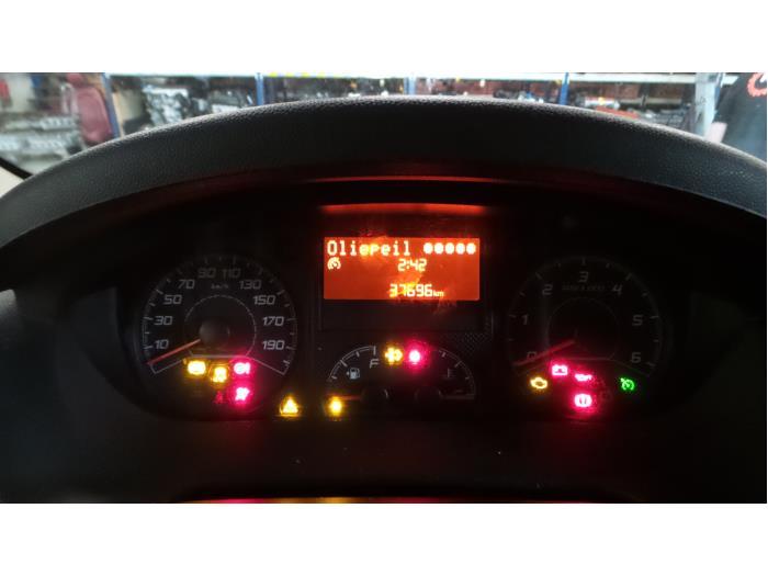 Fiat Ducato (250), Bus, 2006<br><small>2.3 D 150 Multijet, Bus, Diesel, 2,287cc, 109kW, FWD, F1AE3481E, 2011-06</small>