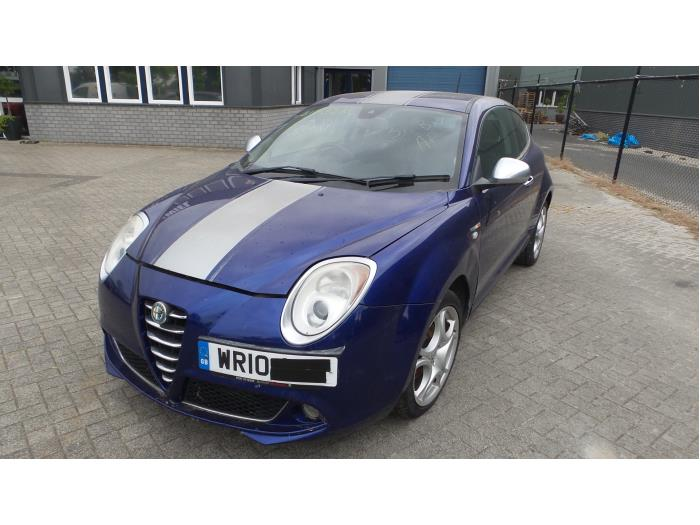 Alfa Romeo MiTo (955), Hatchback, 2008<br><small>1.4 Turbo Multi Air 16V, Hatchback, Benzine, 1.368cc, 99kW (135pk), FWD, 955A2000, 2009-10, 955AXM</small>