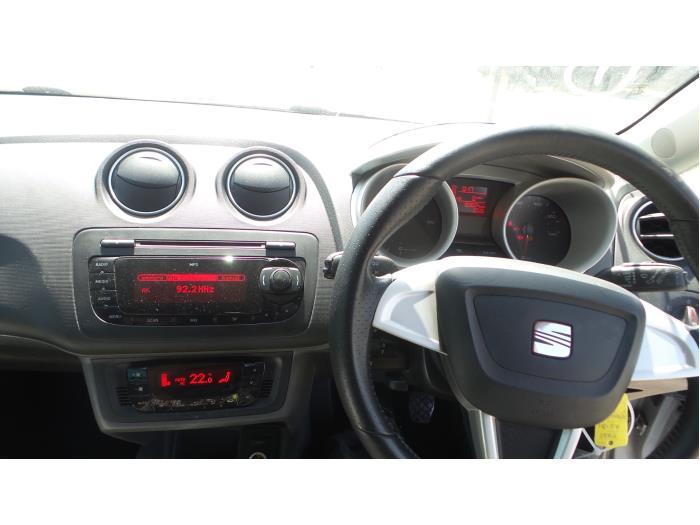 Seat Ibiza IV (6J5), Hatchback 5-drs, 2008 / 2017<br><small>1.2 TDI Ecomotive, Hatchback, 4Dr, Diesel, 1.199cc, 55kW (75pk), FWD, CFWA, 2010-06 / 2012-03, 6J5</small>