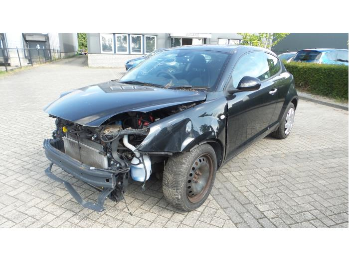 Alfa Romeo MiTo (955), Hatchback, 2008<br><small>1.4 16V, Hatchback, Benzine, 1.368cc, 70kW (95pk), FWD, 199A6000, 2008-09 / 2013-08, 955AXF</small>