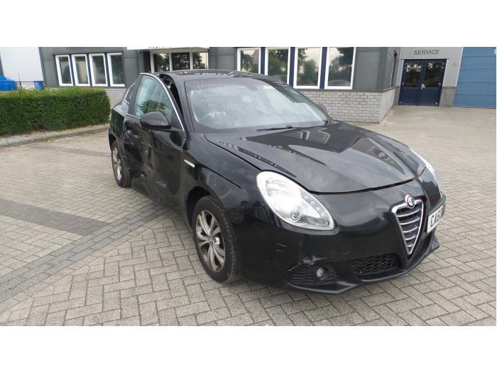 Alfa Romeo Giulietta (940), Hatchback, 2010<br><small>2.0 JTDm 16V 170, Hatchback, Diesel, 1.956cc, 125kW (170pk), FWD, 940A4000; 940B4000, 2010-04, 940FXE</small>
