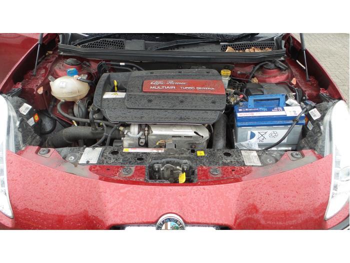 Alfa Romeo Giulietta (940), Hatchback, 2010<br><small>1.4 TB 16V MultiAir, Hatchback, Benzine, 1.368cc, 125kW (170pk), FWD, 940A2000, 2010-04, 940FXB</small>