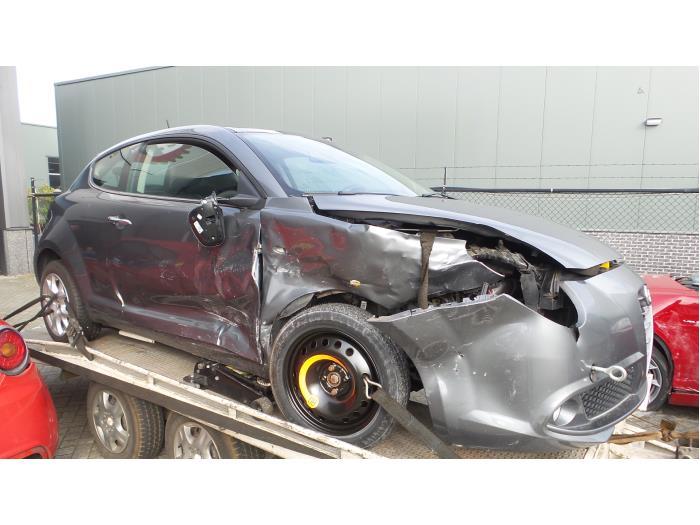 Alfa Romeo MiTo (955), Hatchback, 2008<br><small>1.4 Multi Air 16V, Hatchback, Benzine, 1.368cc, 77kW (105pk), FWD, 955A6000, 2009-09 / 1308, 955AXL1B</small>