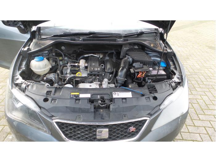 Seat Ibiza IV SC (6J1), Hatchback 3-drs, 2008 / 2016<br><small>1.2 TSI, Hatchback, 2Dr, Benzine, 1.197cc, 77kW (105pk), FWD, CBZB, 2010-09 / 2015-05, 6J1</small>