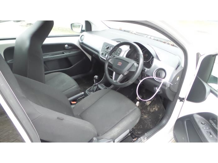 Seat Mii, Hatchback, 2011<br><small>1.0 12V, Hatchback, Benzine, 999cc, 55kW (75pk), FWD, CHYB, 2011-10 / 2019-07</small>