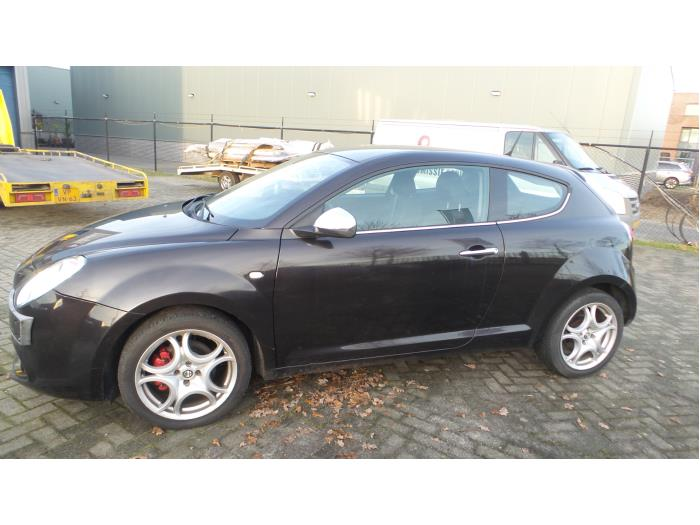 Alfa Romeo MiTo (955), Hatchback, 2008<br><small>1.6 JTDm 16V, Hatchback, Diesel, 1.598cc, 85kW (116pk), FWD, 955A4000, 2008-08, 955AXE1</small>