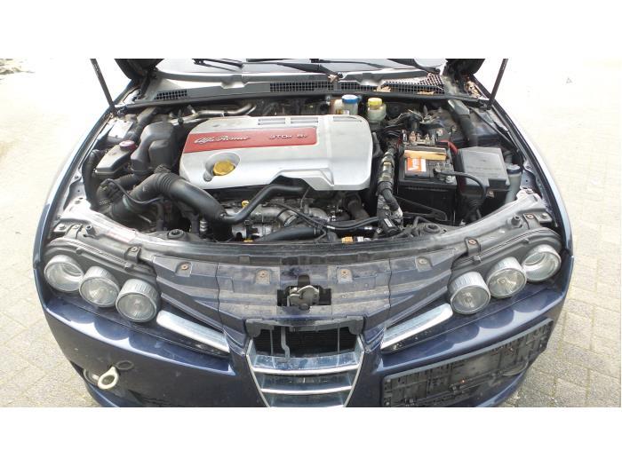Alfa Romeo 159 (939AX), Sedan, 2005 / 2012<br><small>1.9 JTDm, Sedan, 4Dr, Diesel, 1.910cc, 88kW (120pk), FWD, 939A1000; EURO4, 2005-09 / 2011-11, 939AXE1</small>