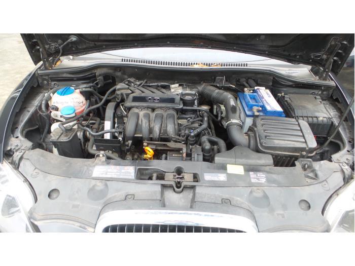 Seat Leon (1P1), Hatchback 5-drs, 2005 / 2013<br><small>1.6, Hatchback, 4Dr, Benzine, 1.595cc, 75kW (102pk), FWD, BSE, 2005-07 / 2010-04, 1P1</small>