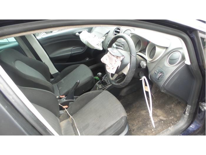 Seat Ibiza ST (6J8), Combi, 2010 / 2016<br><small>1.6 TDI 105, Combi/o, Diesel, 1.598cc, 77kW (105pk), FWD, CAYC, 2010-03 / 2015-05</small>
