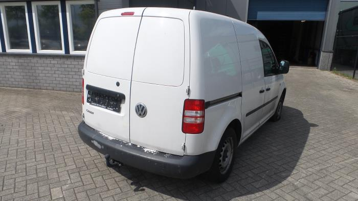 Volkswagen Caddy III (2KA,2KH,2CA,2CH), Van, 2004 / 2015<br><small>1.6 TDI 16V, Bestel, Diesel, 1.598cc, 55kW (75pk), FWD, CAYE, 2010-08 / 2015-05, 2C</small>
