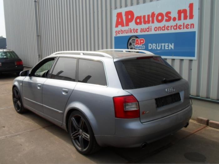 audi a4 avant 8e5 2 5 tdi 24v sloop bouwjaar 2003. Black Bedroom Furniture Sets. Home Design Ideas