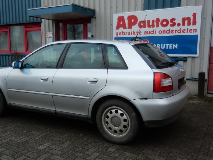 Audi A3  8l  1 9 Tdi 90  Sloop  Bouwjaar 2000  Kleur Grijs