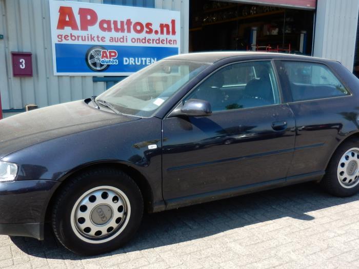 Audi A3  8l  1 9 Tdi 100  Sloop  Bouwjaar 2002  Kleur