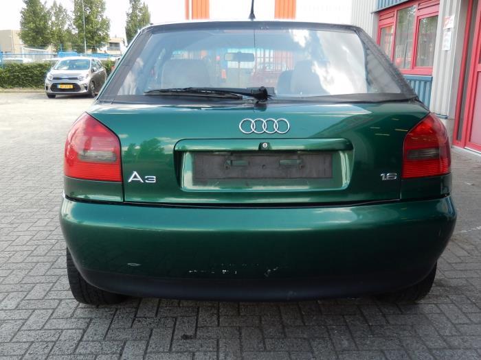Audi A3  8l  1 6  Sloop  Bouwjaar 1999  Kleur Groen