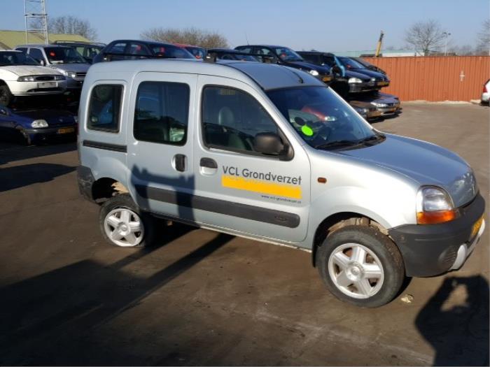 Renault Kangoo 1.9 dCi 4x4 2001-10 / 2008-01
