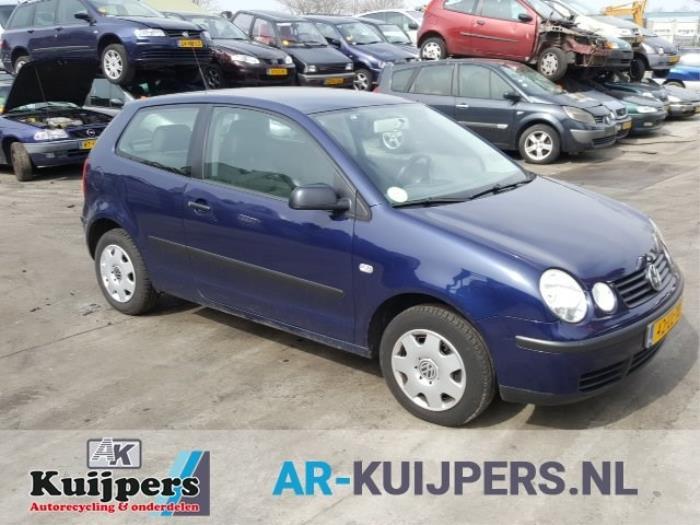 Volkswagen Polo 01- 1.2 12V 2001-11 / 2005-04