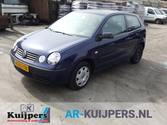 Volkswagen Polo 01-