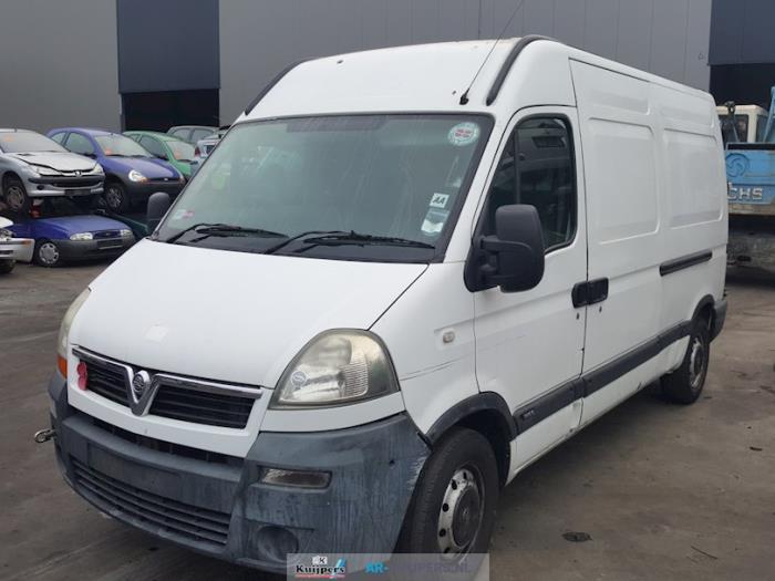 Opel Movano 00-