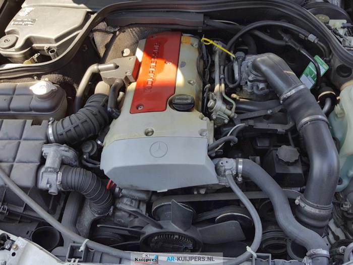 Mercedes CLK 97-