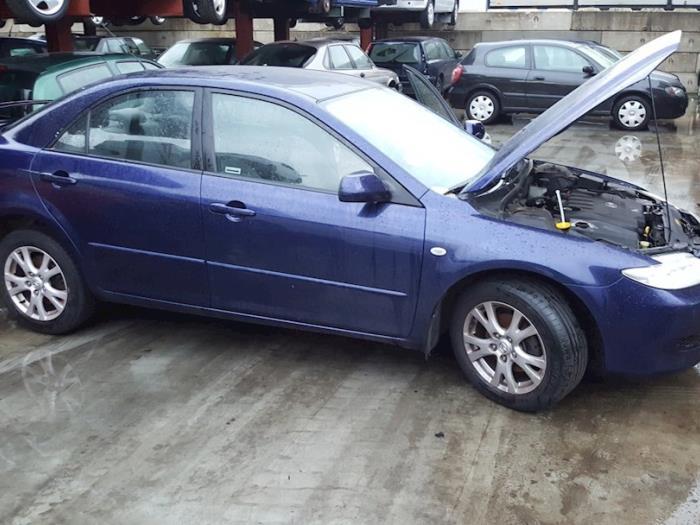 Mazda 6. 1.8i 16V 2002-08 / 2007-08