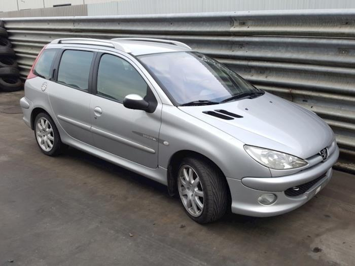 Peugeot 206 1.6 16V 2002-07 / 2007-03