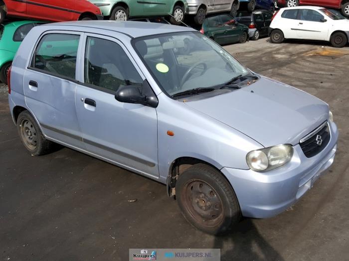 Suzuki Alto 1.1 16V 2002-07 / 2004-09
