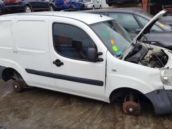 Fiat Doblo 06- 1.3 D 16V Multijet 2005-10 / 2010-01
