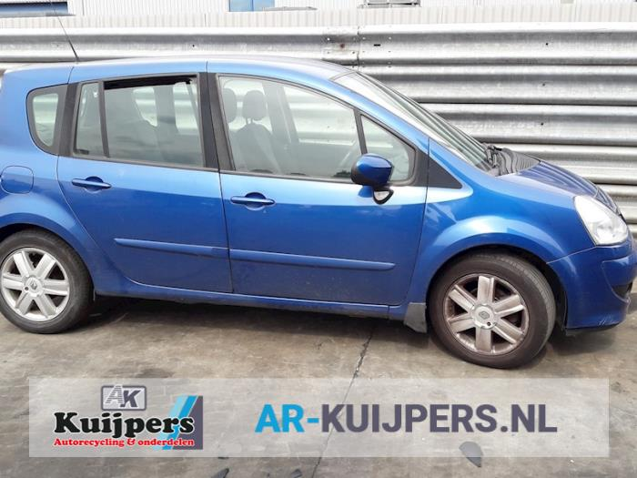 Renault Modus 1.2 16V TCE 100 2007-05 / 2012-12