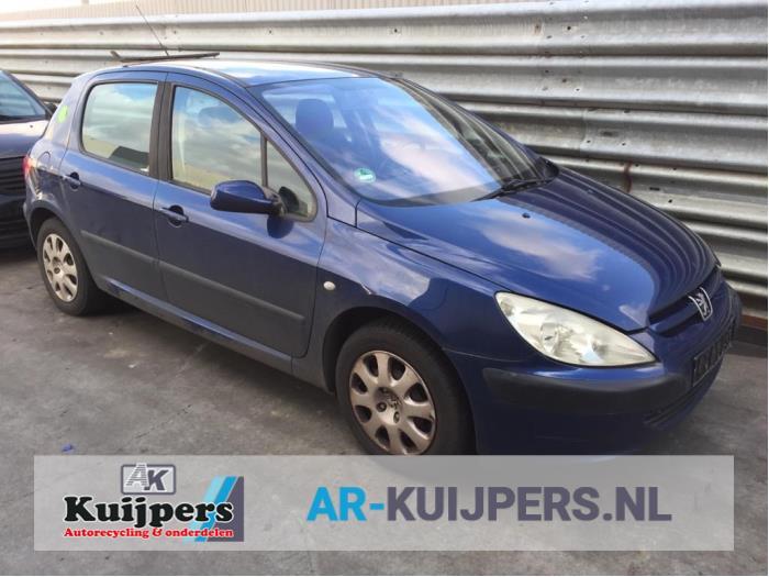 Peugeot 307 1.4 2000-08 / 2003-09