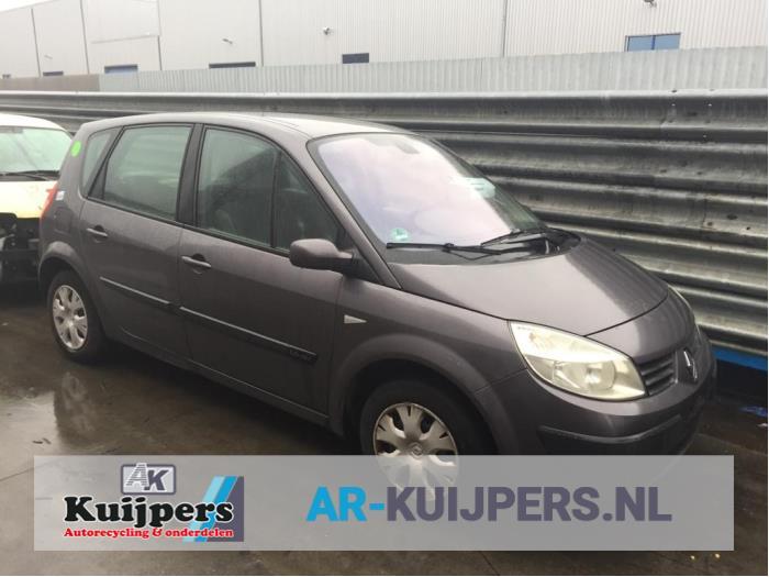 Renault Megane Scenic 1.6 16V 2003-06 / 2006-10