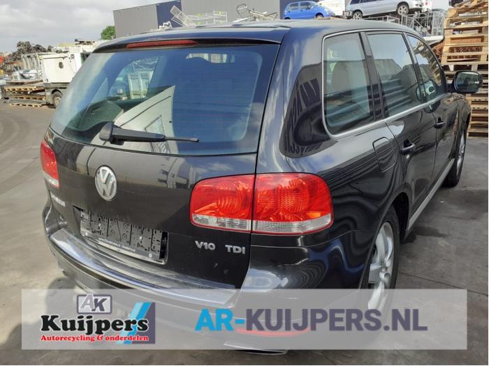 Volkswagen Touareg 02-