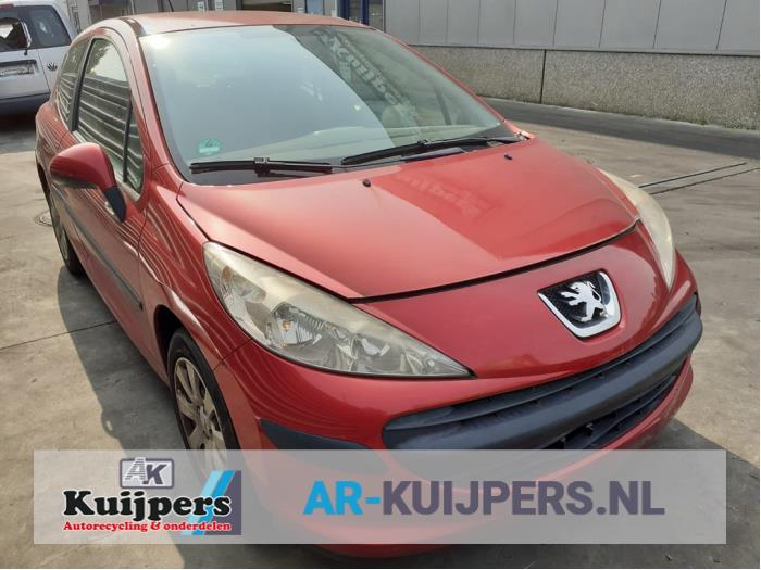 Peugeot 207 1.4 2006-02 / 2013-10