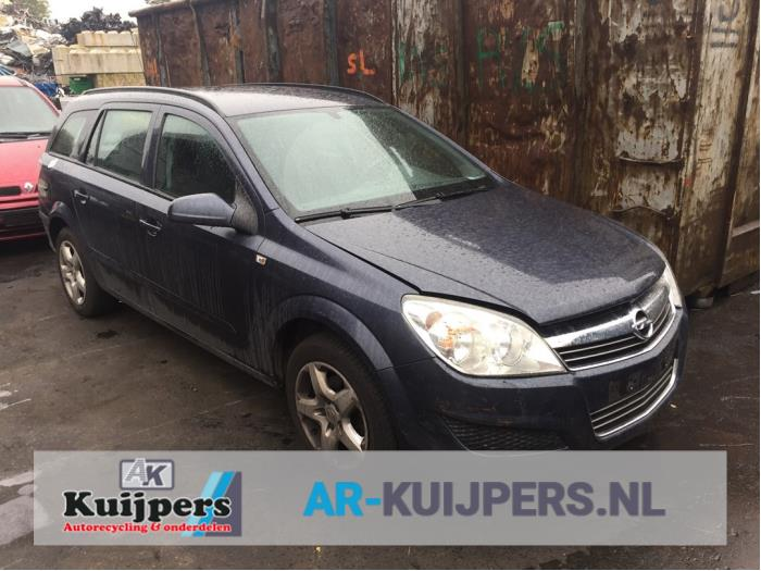 Opel Astra 1.6 16V Twinport 2006-12 / 2010-12