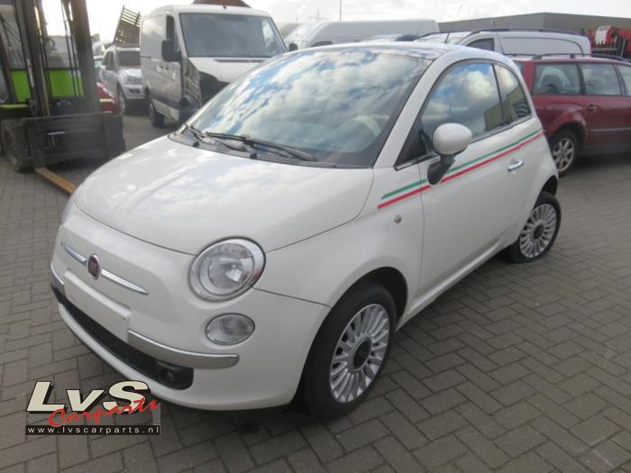Fiat 500 1.2 69 2007-10 / 0-00