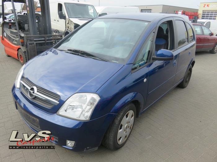 Opel Meriva 1.7 CDTI 16V 2003-09 / 2010-05