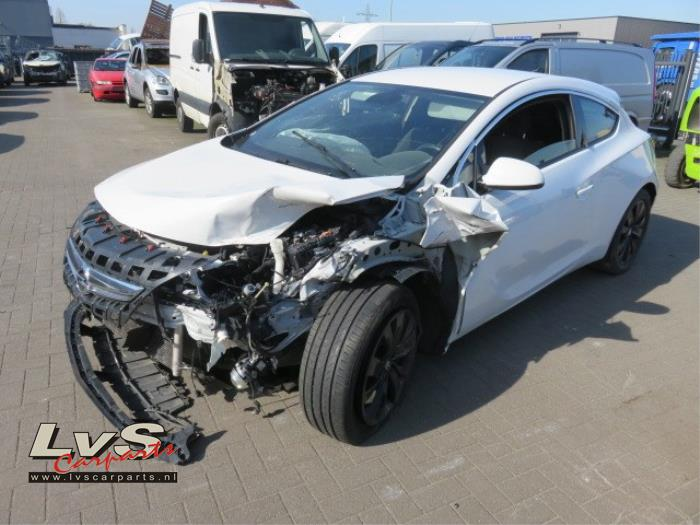 Opel Astra 1.6 CDTI 16V 2014-07 / 0-00