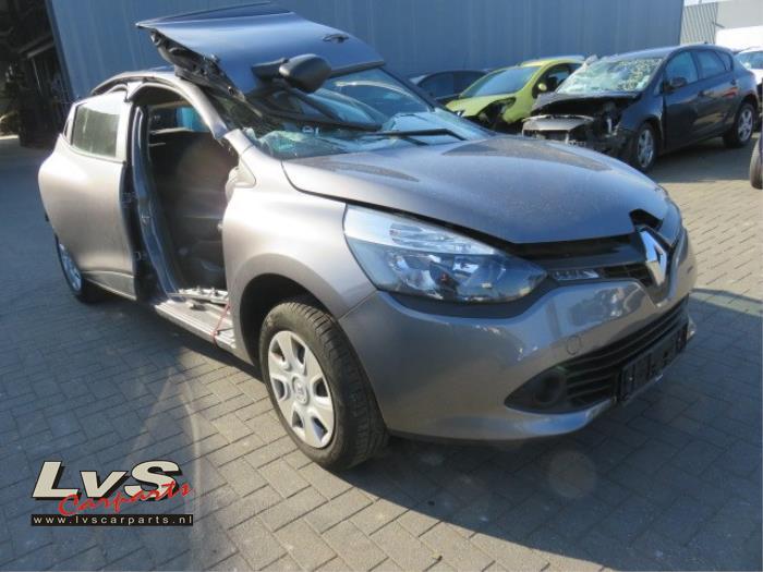 Renault Clio 1.2 16V GPL 2012-11 / 2015-06